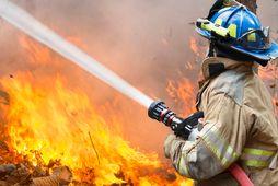 آشنایی با اصول آتش نشانی ( کشاورزی )